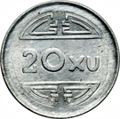 20 Xu (Rebel Communist State) – reverse