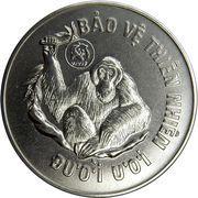 10 Đồng (Orangutan) – reverse