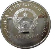 100 Đồng (Caracal) – obverse