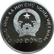 100 Đồng (Savannah) – obverse