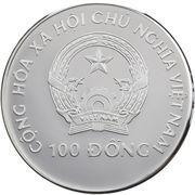 100 Đồng (Summer Olympics Sydney 2000) – reverse