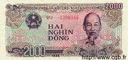 2 000 Đồng – obverse