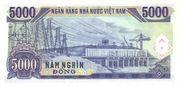 5 000 Đồng – reverse