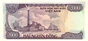 2000 Ðông – reverse