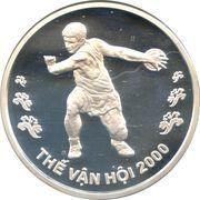 100 Đồng (Summer Olympics Sydney 2000) -  reverse