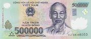 500 000 Đồng – obverse
