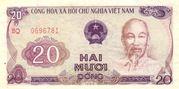 20 Đồng – obverse