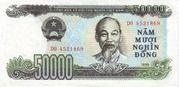 50,000 Đồng – obverse