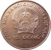 10 Đồng (World Cup USA 1994) – obverse
