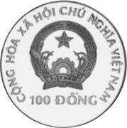 100 Đồng (FAO - World Food Summit) – obverse