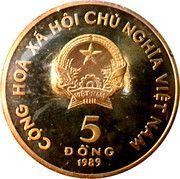 5 Đồng (Phoenix) – obverse