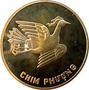 5 Đồng (Phoenix) – reverse