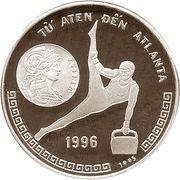 100 Đồng (Summer Olympics Atlanta 1996) – reverse