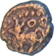 1 Jital - Deva Raya II – obverse