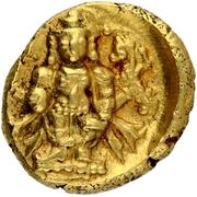 1 Pagoda - Venkatapati Raya II – obverse