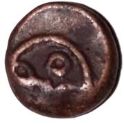 1 Kasu Raghunatha Nayak(Nayaks of Thanjavur) – reverse