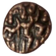 1 Kasu - Raghunatha Nayak (Nayakas of Thanjavur) – obverse