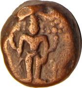 1 Kasu - Venkatapa (Nayakas of Gingee) – obverse