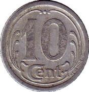 10 Centimes (Vimoutiers) – reverse