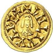 Tremissis - Liuva II (Ispali) – obverse