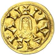 Tremissis - Liuva II (Ispali) – reverse