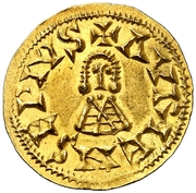 Tremissis - Sisebuto (Aurense) – reverse