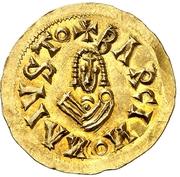 Tremissis - Sisebuto (Barcinona) – reverse