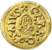 Tremissis - Suintila (Caesaraugusta) – reverse