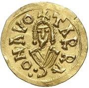 Tremissis - Sisebuto (Tarraco) – reverse
