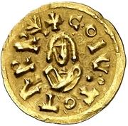 Tremissis - Suinthila (Tarraco) – reverse