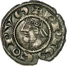 Languedoc - Évêché de Viviers - Anonyme (1297-1306) – obverse