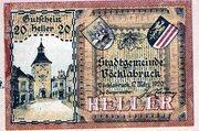 20 Heller (Vöcklabruck) – obverse