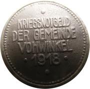 10 Pfennig - Vohwinkel -  obverse