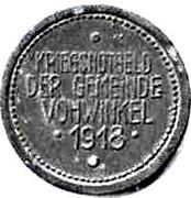 5 Pfennig - Vohwinkel -  obverse