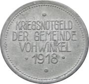 50 Pfennig - Vohwinkel -  obverse