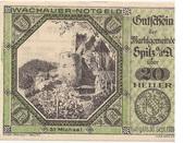 20 Heller (Wachau - St Michael) – obverse