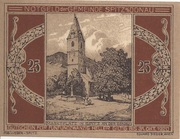 25 Heller (Wachau - Spitz) -  reverse