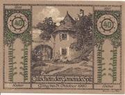 40 Heller (Wachau - Spitz) -  reverse