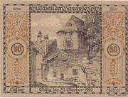 60 Heller (Wachau - Spitz) -  reverse
