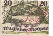 20 Heller (Wachau - Mitter Arnsdorf)) -  obverse