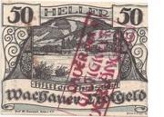 50 Heller (Wachau - Mitter Arnsdorf)) -  obverse