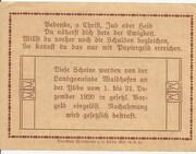 30 Heller (Waidhofen an der Ybbs) -  reverse