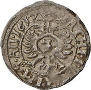 3 Kreuzer - Christian and Wolrad IV. – reverse