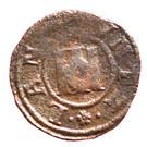 3 Pfennig - Christian and Wolrad IV – reverse