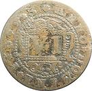 6 Pfennig - Christian Ludwig – reverse