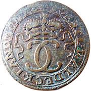4 Pfennig - Karl August Friedrich – obverse