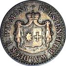 1 Silbergroschen - Georg Friedrich Heinrich – obverse