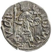1 Dinar - Mircea cel Bătrân – obverse