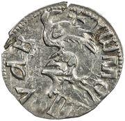 1 Dinar - Mircea cel Bătrân – reverse