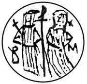 1 Groschen - Vladislav I – reverse